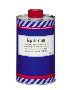 Epifanes PP Vernis Extra Verdunning